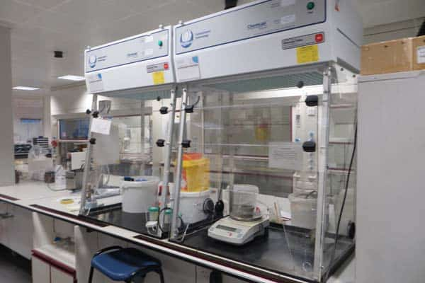 Laboratory and scientific equipment appraisal