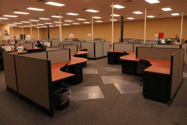Office furniture appraisal