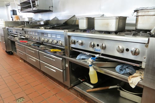 Restaurant Kitchen Equipment Appraisal